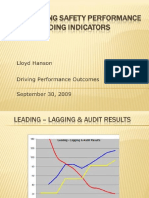 Safety Performance Outcomes