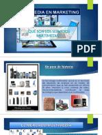 Multimedia en Marketing