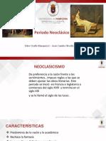 Periodo Neoclásico. Edier ,Camilo (2)