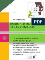 odontopediatria1peri2traumatismoenpiezasprimarias-121122182116-phpapp02