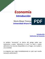 Apunte N°1 - Introducción Economía v2017