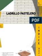 Ladrillo Pastelero