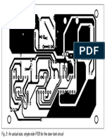 Pg 87_Fig 2_PCB Layout (Electronic Door Lock_Oct 13)