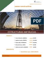 estructura metálica