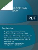 Tuberkulosis Pd Anak