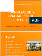 02 - FEP. Insumos y Localización K