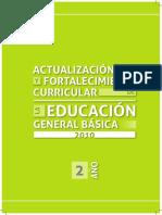 Estructura Curricular EGB