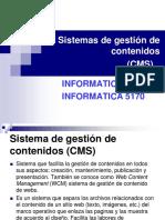 Sistema de Gestión de Contenidos CMS (2)