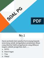 Soal h&p Kd 3.4