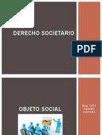 Derecho Societario SESION 5-6