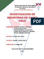 Empresas ďe Santa Cruz