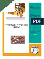 Diferencia Entre Iper y Iperc