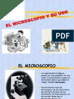 El Microscopio y Su Uso