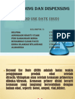 Ppt Beyond Use Date (BUD)