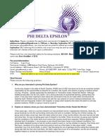 phide premedical application- grant tore
