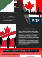 Analisis Macroeconómico Canada