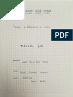 Taller Dos Matematicas Dos 2017-08-27