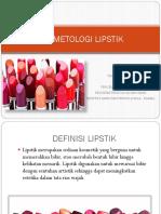 Kosmetologi Lipstick