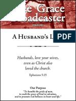 A Husband's Love - Free Grace Broadcaster