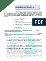 Formato Acta instalación Comité Pro agua