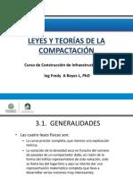 Leyes y Teorías de La Compactación