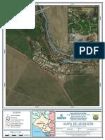 Mapa de Ubicación del centro poblado Luya, Chiclayo - Lambayeque