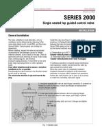 Control Valve S2000 Installation.en