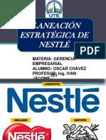 Planeación Estrategica_Oscar Chávez