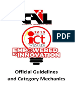 BICTW 2015 Guidelines