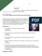 Variable Not Found_ 101 Citas Célebres Del Mundo de La Informática