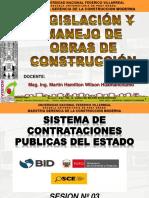 03 Sistema de Contrataciones Del Estado 2017 Unfv
