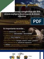 trastornos gastrointestinales pediatria