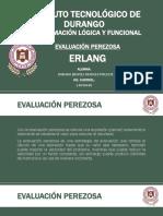 Evaluacion Perezosa