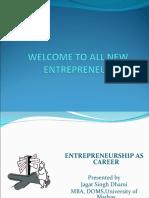 Highlight of Entrepreneurship of Nepal