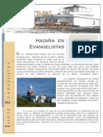 Afiche evangelistas