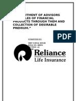 Changed Reliance Report Semi Final
