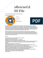 SystemRescueCd 5