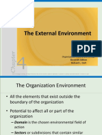 S4P the External Environment
