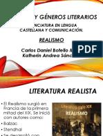 Realismo Escuela Literaria (1)