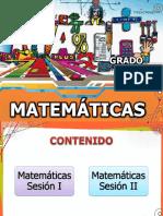 Matemáticas I y II