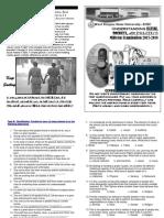 Booklet Midterm Exam for Understanding Culture