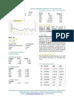 Market Update 17th November 2017