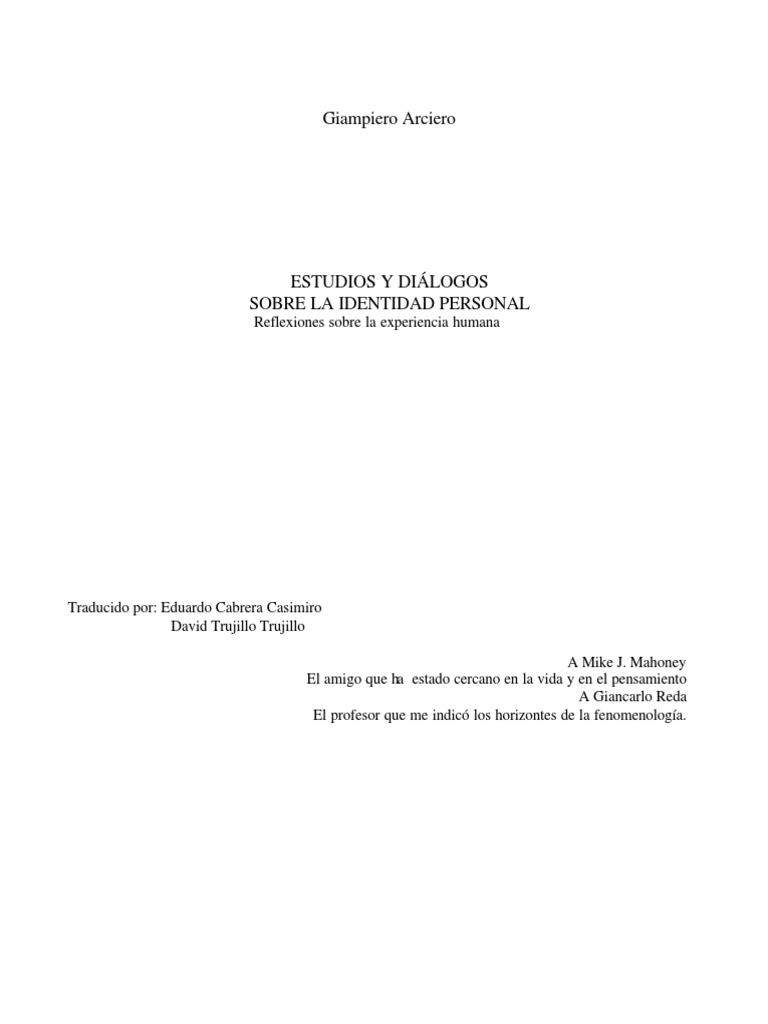Libro Arciero