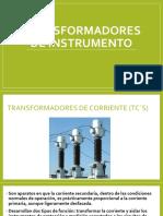 Subestaciones electricas Tps y Tcs