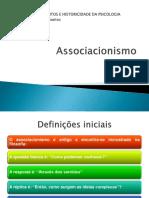 O Associacionismo