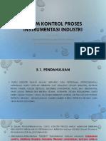 Control Process Instrumentasi Industri