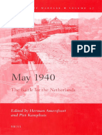 May 1940, The Battle for the Netherlands