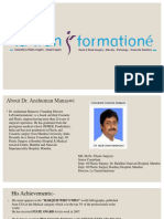 Dr. Anshuman Manaswi- Best Plastic Surgen In Mumbai