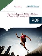 Nike Transformation