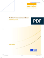 A Statistical Portrait of the Life of Women and Men 2007 and 2008